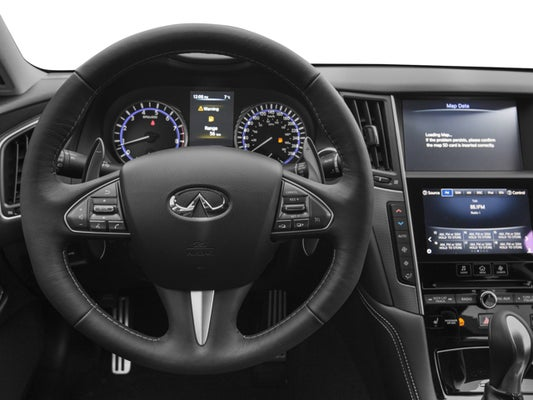2017 Infiniti Q50 Red Sport 400 Awd In Madison Wi Zimbrick Of