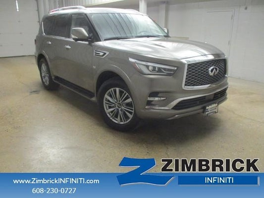 After Rains Fog Rolls Into Madison >> 2019 Infiniti Qx80 Luxe Awd